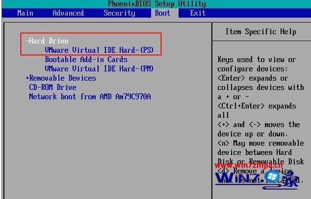 VMware虚拟机怎么设置从U盘启动